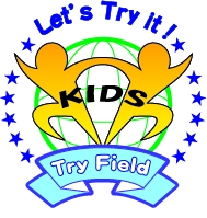 Try Fieldキッズロゴ